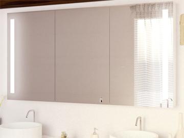 Spiegelschrank mit Beleuchtung - Riesenauswahl an LED-Spiegelschränken