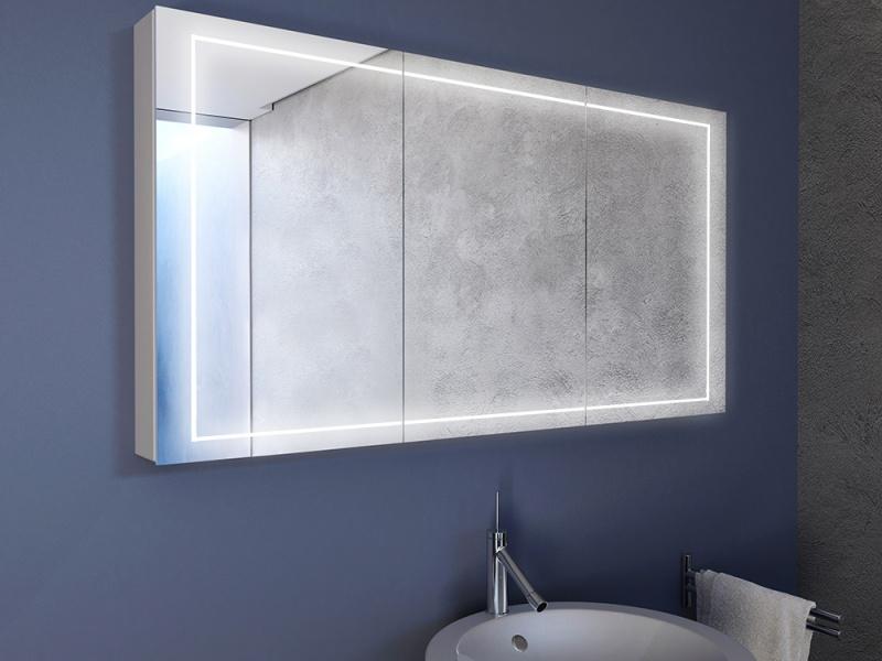 Unterputz Spiegelschrank Giulia