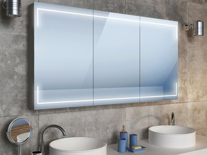 Spiegelschrank mit Licht Akai