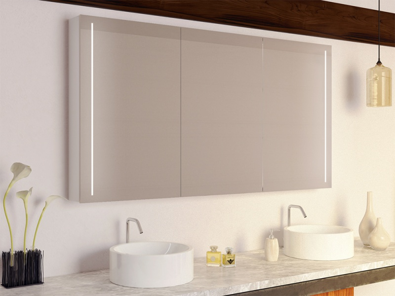 Spiegelschrank Einbau mit Licht Maiko