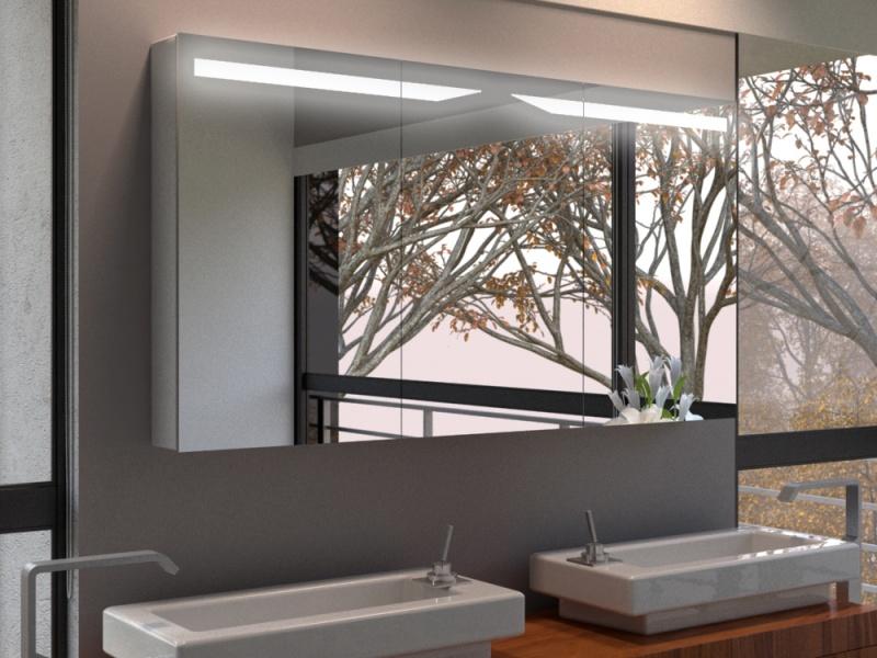 Badezimmer Spiegelschrank Mari Elegant Funktionell Und Praktisch