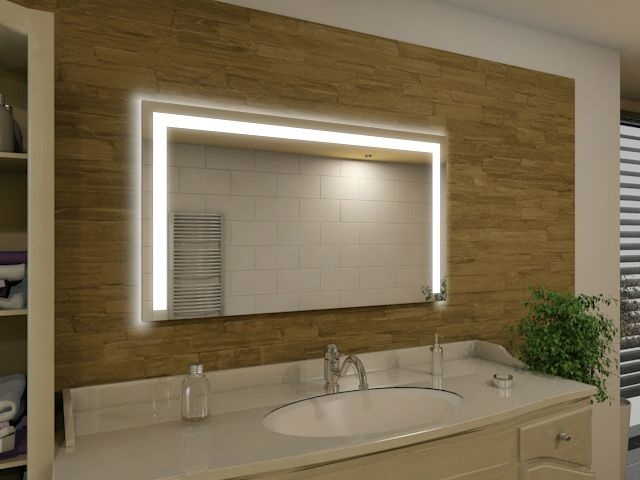 badspiegel led lian mehr komfort mit besonderen extras. Black Bedroom Furniture Sets. Home Design Ideas