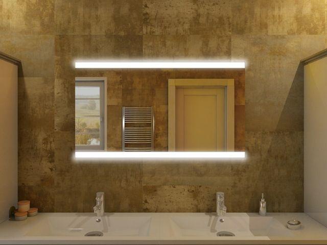 Hervorragend Katara, beleuchteter Spiegel als edles Designelement für Ihr Traum Bad LE41