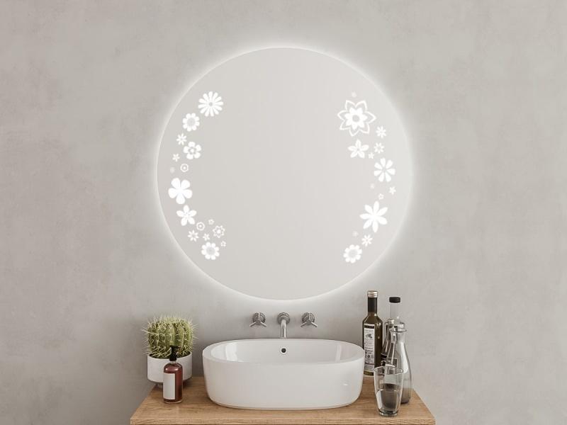 Runder Lichtspiegel Shi