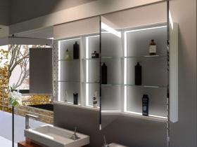 Unterputz Spiegelschrank Guilia