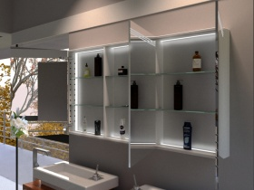 Spiegelschrank  Koki