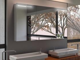 Badezimmer Spiegelschrank  Yuto