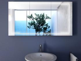 LED Spiegelschrank Alessandro