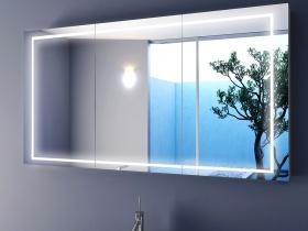 Einbauspiegelschrank mit Licht Selina
