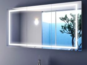 Spiegelschrank mit Beleuchtung Luisa