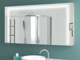 Spiegelschrank Yari
