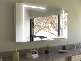 Spiegelschrank mit Beleuchtung Jin