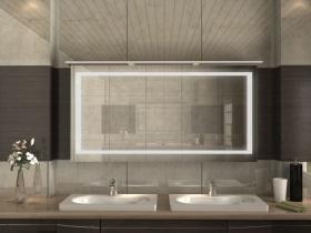 Bad Spiegelschrank mit LED Beleuchtung Yuki