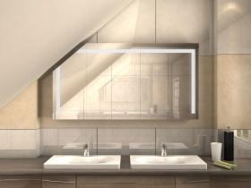 Spiegelschrank für Dachschrägen Kiba