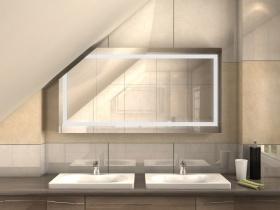 Spiegelschrank für Dachschrägen Rui