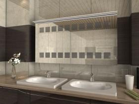 Spiegelschrank mit Kranz Nori2