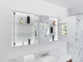LED Spiegelschrank Alessandro 2