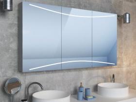 Spiegelschrank mit Licht Sligu 1