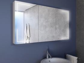 Spiegelschrank mit Licht Sligu 2