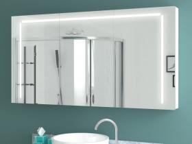 Design Spiegelschrank mit Beleuchtung Yoshi