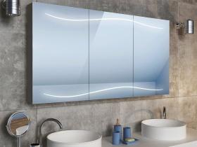 Bad Spiegelschrank Nalu