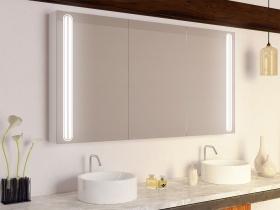 spiegelschrank mit beleuchtung riesenauswahl an led spiegelschr nken. Black Bedroom Furniture Sets. Home Design Ideas