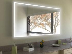 Spiegelschrank Jiang mit Designprofilen