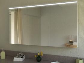 Spiegelschrank Sanji mit Leuchtprofilen