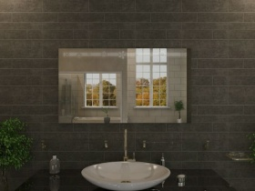 Badspiegel mit LED Beleuchtung - Yuan