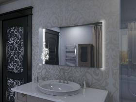 Badspiegel mit LED Beleuchtung - Malika
