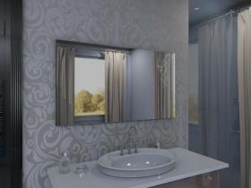 Badspiegel mit LED Beleuchtung - Tyriq