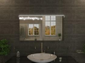 Badspiegel mit LED Beleuchtung - Arita