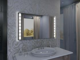 Badspiegel mit LED Beleuchtung - Seya