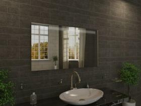 Badspiegel mit Beleuchtung - Ayna