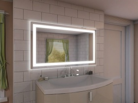 Badezimmerspiegel - Naren