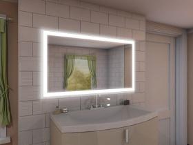 Badspiegel mit Beleuchtung - Airis