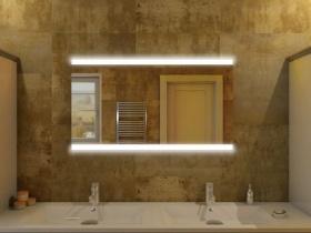 Badspiegel mit LED Beleuchtung - Katara