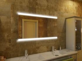beleuchteter Spiegel - Katara