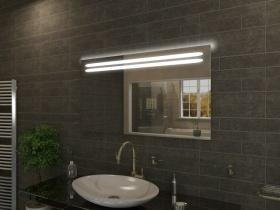 Badspiegel mit LED Beleuchtung - Nayka