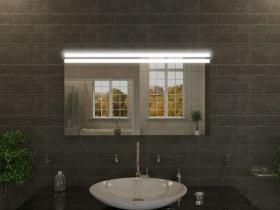 Badspiegel mit LED Beleuchtung - Yulin