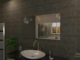 Badspiegel mit LED Beleuchtung - Chita