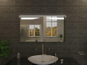 Badspiegel mit LED Beleuchtung - Shan