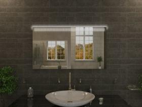 Badspiegel mit LED Beleuchtung - Siara