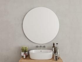 Runder Badspiegel Bao - unbeleuchtet