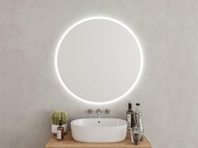 Runder Badspiegel Myae