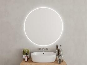 Runde Badspiegel Nhat