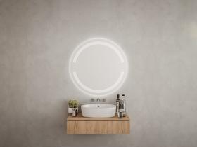Runde Badspiegel Minho