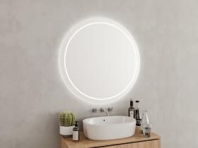 Runde Badspiegel Zhou