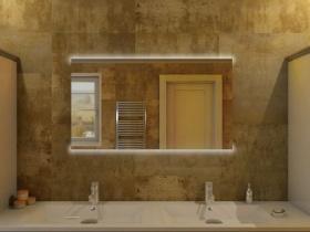 Badspiegel mit LED Beleuchtung - Seiran