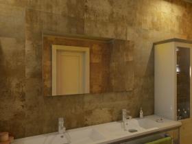 Spiegel mit LED Beleuchtung - Seiran